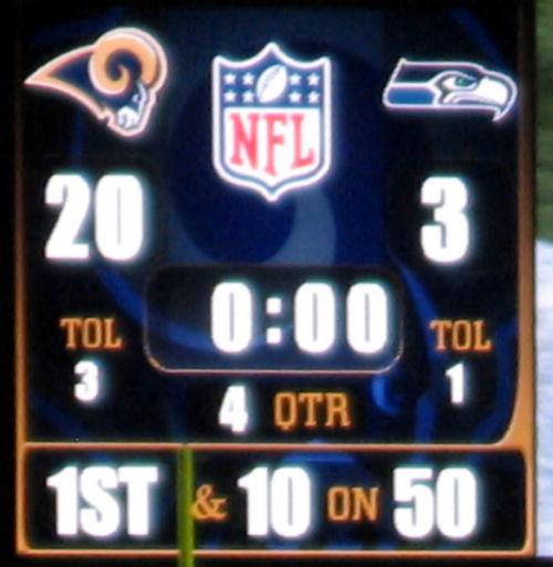 Rams Win !!!